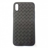 کاور حصیری مناسب برای آیفون ایکس برند بیسوس مدل BV Weaving - Baseus BV Weaving Case For iphone X