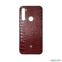 کاور چرمی مونت بلنک مناسب برای گوشی شیائومی ردمی نوت 8 - Mont Blank Case For Xiaomi Redmi Note 8