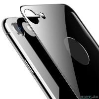 محافظ پشت گوشی گلس بیسوس مناسب آیفون 7 / 8 مدل Back Glass Film - Baseus Back Glass Film Glass For Apple iPhone 7 / 8