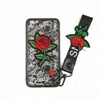 کاور طرح رز مناسب برای آیفون 7 و 8 مدل GUCCI Rose - GUCCI Rose Case For iphone 7/8