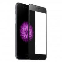 محافظ صفحه نمایش فول گلس مدل 4D مناسب برای آیفون 6 پلاس و 6S پلاس - 4D Full Glass Screen Protector For Apple iPhone 6/6S  Plus