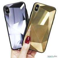 کاور 3 بعدی طرح الماس مناسب برای گوشی موبایل آیفون ایکس