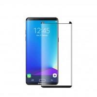 محافظ صفحه نمایش گلس فول چسب مناسب سامسونگ نوت 8 مدل HKH - Glass HKH Protector Full Glue For samsung Note 8