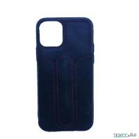 کاور چرم جاکارتی دار مناسب برای گوشی موبایل آیفون 11 پرو