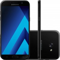 گوشی موبایل سامسونگ آ 7 مدل - 2017 Galaxy A7 - Samsung Galaxy A7 (2017) SM-A720FD Dual SIM Mobile Phone