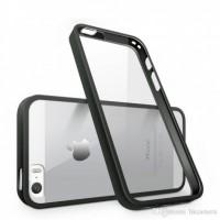 کاور دور ژله ای پشت طلق مناسب برای آیفون 7 پلاس و 8 پلاس برند Devia - DEVIA Back Bumper Cover For Iphone 7 plus /8 plus