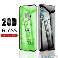 محافظ صفحه نمایش مناسب برای آیفون 12 پرومکس 20D برند htD
