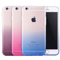 کاور شیشه ای رنگی سخت مناسب برای آیفون 7 و 8 برند بیسوس - Baseus Glaze Case For iphone 7/8