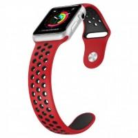 بند سیلیکونی مناسب برای  اپل واچ مدل Nike - Nike Silicone Strap For Apple Watch 42mm
