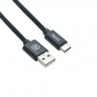 کابل شارژ تایپ سی رکی مدل RCT-U150 - Recci TYPE-C to USB Cable RCT-U150