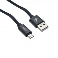 کابل شارژ میکرو یو اس بی رکی مدل RCM-U150 - Recci Micro USB to USB Cable RCM-U150