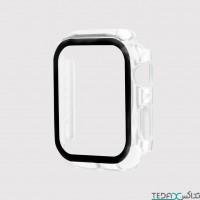 محافظ صفحه نمایش گارد گلس شفاف مناسب برای تمامی اپل واچ های 42 میلی متری