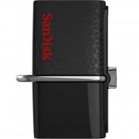 فلش مموری با حافظه 32 گیگابایت برند SanDisk مدل OTG - SanDisk Dual USB3 Drive Flash Memory With OTG - 32GB