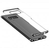 کاور شیشه ای سخت مناسب برای سامسونگ نوت 8 برند Baseus - Baseus Glitter Case For Samsung Note 8