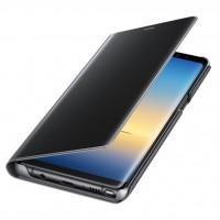 کیف اورجینال هوشمند سامسونگ مناسب برای سامسونگ نوت 8 مدل Clear view - Samsung Clear View Standing Flip Cover For Samsung Note 8