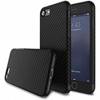 کاور کربنی مناسب برای آیفون 7 پلاس و 8 پلاس برند WK - WK Roxy Carbon Cover For iphone 7 plus / 8 plus