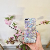 کاور ژله ای پولک ماهی مناسب برای آیفون 7 پلاس و 8 پلاس - Aiglet Cover For iphone 7 Plus / 8 Plus