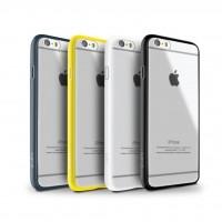 کاور بامپر پلاستیکی رنگی مناسب برای آیفون 6 و 6 اس مدل Rock - Rock Bamper For iphone 6/6S