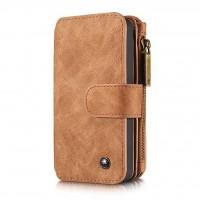 کیف چند کاره مناسب برای آیفون 5 و 5 اس مدل Floveme - Floveme Wallet Cover For iphone 5/5 S