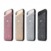 کاور دور ژله ای اکلیلی مناسب برای 7 و 8 - Alkyl Jelly Case For iphone 7/8