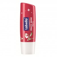 بالم لب لابلو مدل Fruity Shine Cherry - Labello Fruity Shine Cherry Lip Care