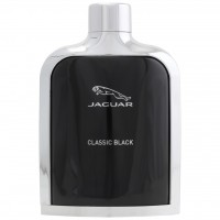 ادو تویلت مردانه جگوار مدل Classic Black حجم 100 میلی لیتر - Jaguar Classic Black Eau De Toilette For Men 100ml