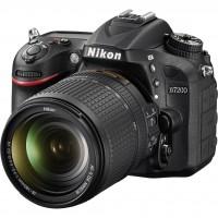 دوربین دیجیتال نیکون مدل D7200 به همراه لنز 18-140 میلی متر - Nikon D7200 Kit 18-140 Digital Camera