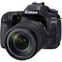 دوربین دیجیتال کانن مدل Eos 80D EF S به همراه لنز 18-135 میلی متر f/3.5-5.6 IS USM - Canon Eos 80D EF S 18-135mm f/3.5-5.6 IS USM Kit Digital Camera