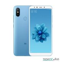 گوشی موبایل شیائومی مدل می آ 2 - ظرفیت 128 گیگابایت - Xiaomi Mi A2 128GB