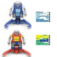 ربات فوتبالیست شیائومی - xiaomi Soccer robot