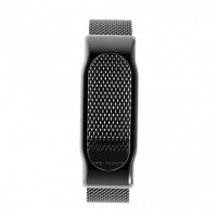 بند فلزی میلانس مغناطیسی دستبند سلامتی MI Band 2 شیائومی - Xiaomi Mi Band 2 Magnetic Milanese Metal Strap
