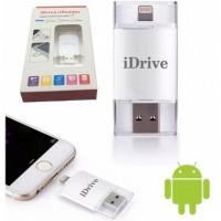 حافظه فلش آیفون مدل idrive با ظرفیت 32 گیگابایت - USB iDrive Memory For iOS 32GB