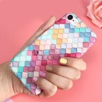 کاور طرح پولک مناسب برای آیفون 7 - scales case for Iphone 7
