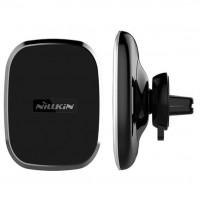 شارژر بی سیم آهن ربایی داخل خودرو نیلکین مدل MC016 - Nillkin Car Magnetic Wireless Charger MC016