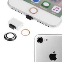 پک محافظ اثر انگشت , دوربین , کانکتور آیفون 7 - Dust Plug for iphone 7