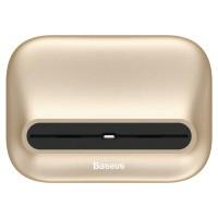 هولدر شارژ رومیزی بیسوس مناسب برای عنواع آیفون بهمراه کابل آیفون - Baseus Desktop Charching For iphone
