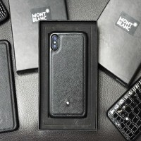 کاور mont blanc مدل B مناسب برای آیفون XS Max - Mont Blanc B Model Cover  for Iphone XS Max