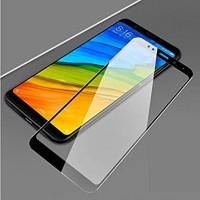 محافظ صفحه نمایش فول گلس 5D مناسب برای گوشی شیائومی Redmi Note5 Pro - 5D Full Glass Screen protector for Xiaomi Redmi Note5 Pro