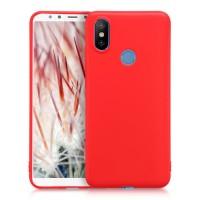 کاور سیلیکونی بیسوس مناسب برای  گوشی شیائومی  Mi 6X / A2 - Baseuse Silicone Case For Xiaomi Mi 6X / A2