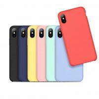 کاور سیلیکونی سخت مناسب برای آیفون ایکس - Silky And Soft touch Cover For iphone X