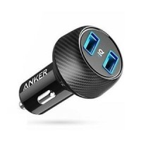 شارژر فندکی 2 پورت 24 وات انکر مدل A2212 PowerDrive 2 Elite - Anker 24W PowerDrive 2 Elite Car Charger A2212