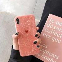کاور طرح تک قلب مناسب برای آیفون 7 و 8 - Marble Heart Cover For iphone 7/8