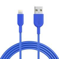کابل شارژ لایتنینگ انکر مدل A8433 PowerLine II طول 1.8 متر - Anker Powerline II Lightning Cable 1.8m A8433