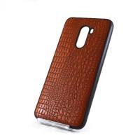 کاور چرمی مناسب برای گوشی شیائومی می 8 لایت - Leather Case For Xiaomi Mi 8 Lite