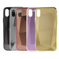 کاور 3 بعدی طرح الماس مناسب برای گوشی شیائومی ردمی 7 - Diamond 3D Case For Xiaomi Redmi 7