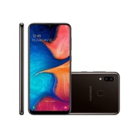 گوشی موبایل سامسونگ آ 20 با ظرفیت 32 گیگابایت - 2019 Galaxy A20 - Samsung Galaxy A20 (2019) 3GRAM / 32GB SM-A205FD Dual SIM Mobile Phone