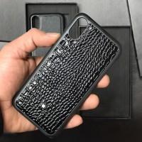 کاور چرمی مونت بلنک مناسب برای گوشی آیفون ایکس اس مکس - Mont Blank Case For iphone XS Max