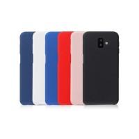 کاور سیلیکونی نرم مناسب برای سامسونگ جی 6 پلاس - Silicone Case For Samsung J6 Plus