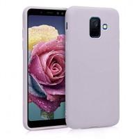 کاور سیلیکونی نرم مناسب برای سامسونگ آ 6 - Silicone Case For Samsung A6