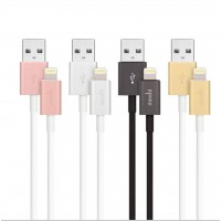 کابل شارژ لایتنینگ موشی 1 متر - Moshi USB Cable with Lightning Connector